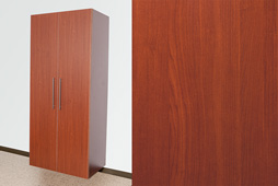 Cherry Cabinet Option