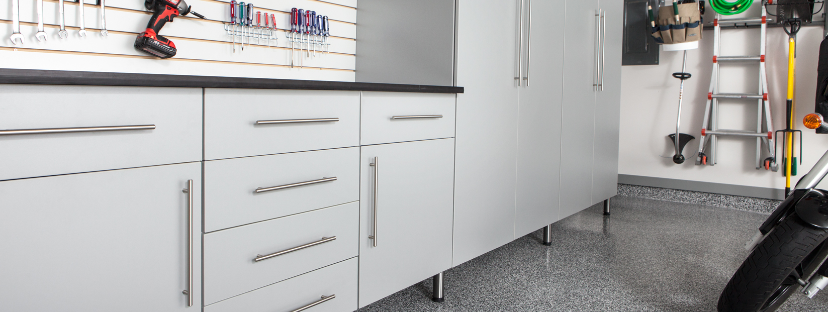 Garage Cabinet Systems Boston