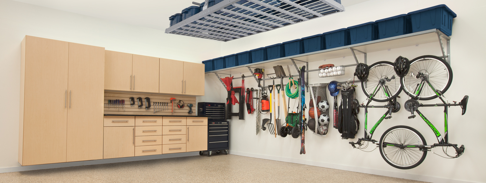 Garage Storage in Wellesley