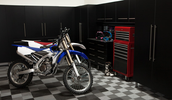 Versatile Garage Storage in Wellesley
